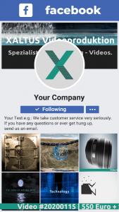 Marketing Video 📲 - FACEBOOK