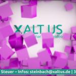 Youtube Intro ? - Tiny Cubes - purple - 3D - 20200126