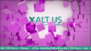 Youtube Intro 🎲 - Cubes