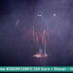 Youtube Intro ? - Ghost - Halloween - 20200129