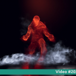 Youtube Intro ? - Human on Fire - 20200204