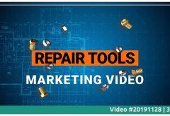 Marketing Video 🛠 – Repair Tools – Construction Machines – 20191228