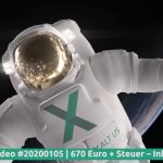 Video Intro ?? - Astronaut - technology - Science - 20200105