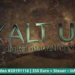 Video Intro ? - Epic Weather - Survival - XALTUS 20191116