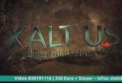 Video Intro ? – Epic Weather – Survival – XALTUS 20191116