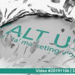 Video Intro ? - Flying Paper - News - Office - XALTUS 20191106
