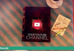 Youtube Intro 📖 – Book – Youtube Channel – 20200103