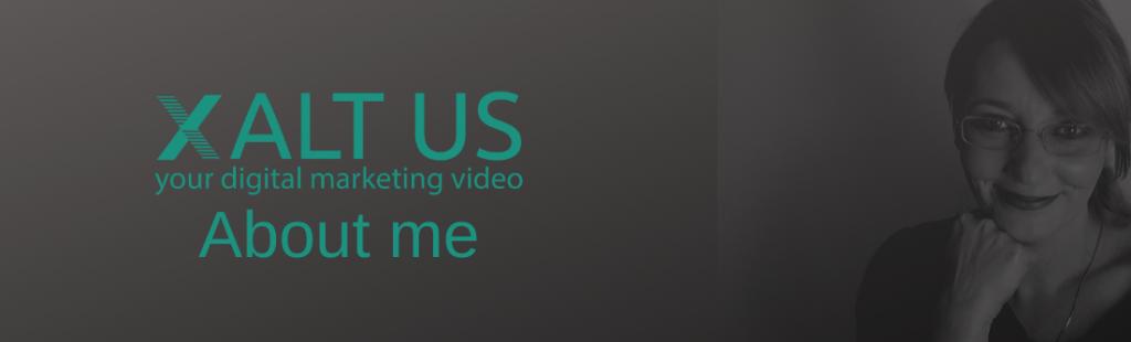 XALTUS - Andrea Steinbach - Digital Marketing Video - about me