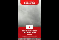 Youtube Channel Promotion ☁ as Instagram Story – 2020020618