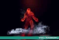 Youtube Intro ? – Human on Fire – 20200204