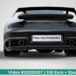 Video Intro 🏎 -Porsche style – 20200207