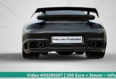 Video Intro 🏎 – Porsche style – 20200207