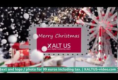 🎄 Your Christmas Video Greetings – only 99 Euros – for business and private